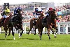 Toronado und Richard Hughes gewinnen die Queen Anne Stakes. Foto: www.galoppfoto.de - Frank Sorge