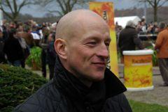 Jens Hirschberger, Trainer Rennstall Schlenderhan, in Düsseldorf am 28.03.2010. www.Dequia.de
