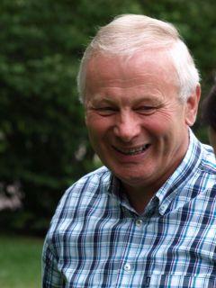 Herbert Kahrs - geht 2011 nach 41 Berufsjahren auf dem Fährhof in den Ruhestand. www.dequia.de - Göldner