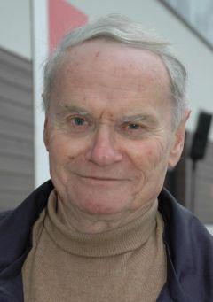 Horst Rudolph am 03.02.2013 in Neuss (Foto Suhr)