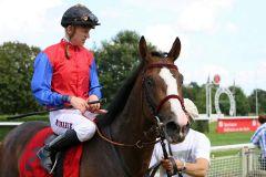 Zweiter Sieg für Ito mit Filip Minarik in Mülheim. Foto: Dr. Jens Fuchs