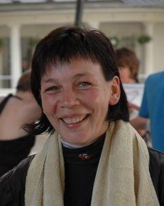 Hana in Düsseldorf am 09.09.2012. Foto Suhr