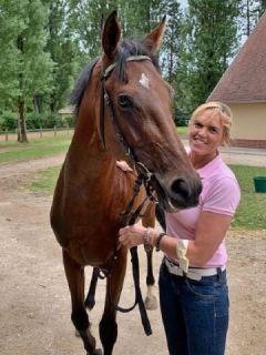 Nizami mit Monika Müller