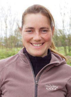 Galopper-Trainerin Julia Römich: Seit 2012 in Mülheim. www.muelheim-galopp.de - Redaktion MSPW