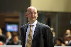 Trainer Andreas Schütz in Hong Kong. www.galoppfoto.de