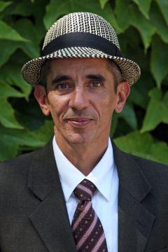 Trainer Jean-Pierre Carvalho im Portrait. wwww.galoppfoto.de - Frank Sorge