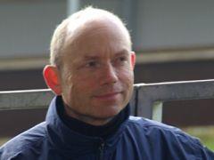 Futtermeister Roland Brunst sorgt für die Verpflegung der Wöhler-Pferde