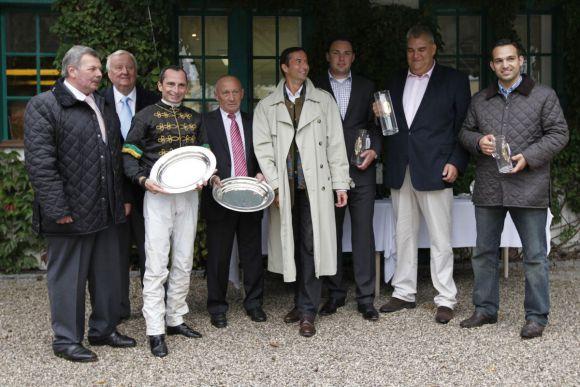 Der letzte Sieger überhaupt war Sommerabend in Vichy, mit dem Uwe Stoltefuß 2011 noch für den Stall Stall Bedford Lodge auf Gr. II-Parkett in München gewonnen hat. www.turfstock.com -Lajos-Eric Balogh