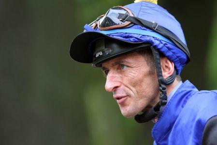 Jockey Andreas Helfenbein. www.galoppfoto.de - Frank Sorge